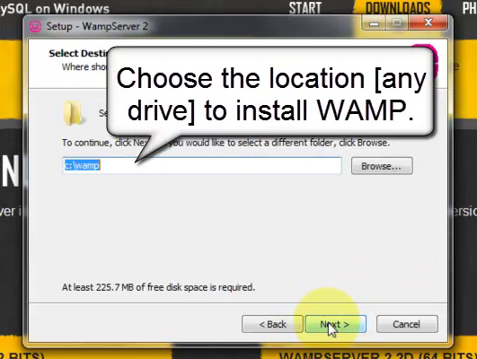 How to allow access to wamp server from another computer
