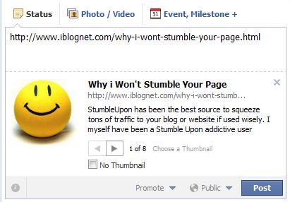 iBlognet Facebook