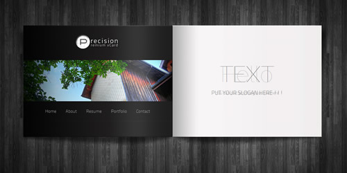 02-precision-portfolio-vcard-wordpress-theme