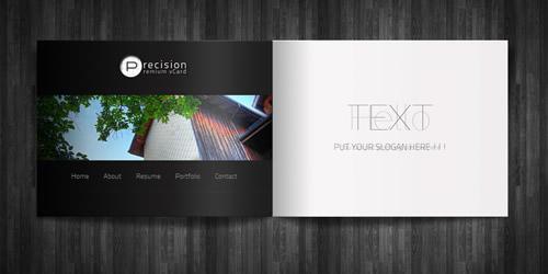 02-precision-portfolio-vcard-wordpress-theme