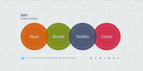 03-circus-portfolio-vcard-wordpress-theme