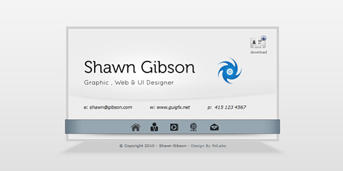 11-superslick-portfolio-vcard-wordpress-theme