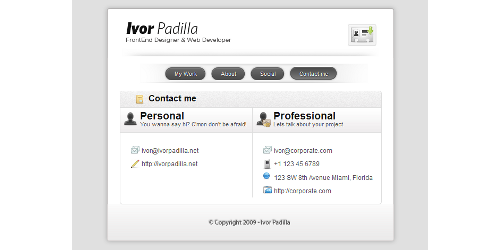 18-vCard-Professional-portfolio-wordpress-theme