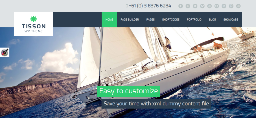 Responsive Theme Cutting Off Letter Of Word
